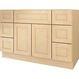 48 bathroom vanity cabinet ebay - Bathroom cabinets builders warehouse ...