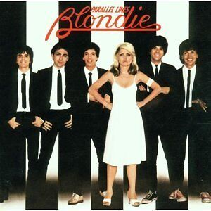 BLONDIE Parallel Lines CD BRAND NEW Bonus Tracks Remastered