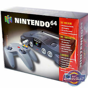 Looking To Buy: Nintendo 64 Boxes, Manuals, and Games