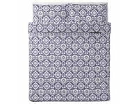 IKEA VATTENFRANE - Double Bedding #CIRCULAR HUB
