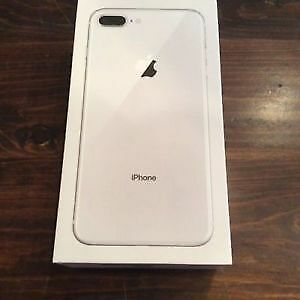 iPhone 8 64gb Sealed Silver Brand New Unlock - no negotiation