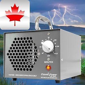Purificateur D Air Generateur d'Ozone fume moisisure odeurs