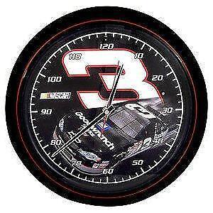 Dale Earnhardt Clock Racing Nascar Ebay