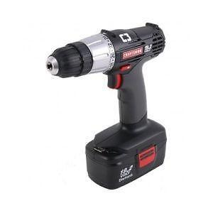 Craftsman Cordless Drill Chargers