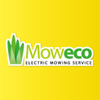 Moweco Electric Mowing Service Fall Cleanup