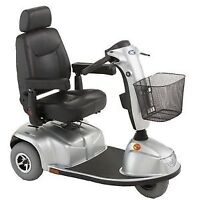 Invacare Pegasus 4 Wheel Scooter