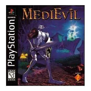 Looking for medievil game for playstation 1