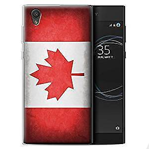 Canada Flag Cellphone cover (Sony Experia L1)