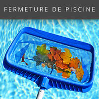 Fermeture de piscine creusée / hors-terre / spa