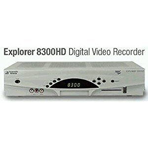 Scientific Atlanta Exployer 8300HD PVR  Plus Remote and HDMI Cab