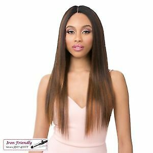 "IT'S A WIG 6"" DEEP LACE PART WIG LOLA"