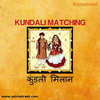 Kundli/Horoscope reading, Match making by Indian Astrologer