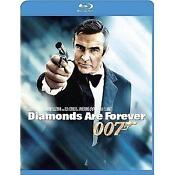 Diamonds Are Forever Blu Ray