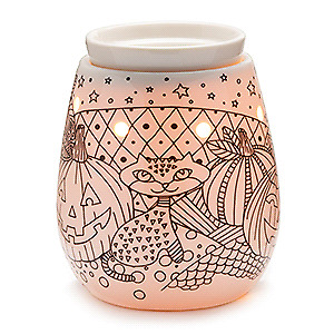 Trick And Treats Scentsy Warmer!!!