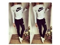 Women's Nike Jogging Suit & Trainers