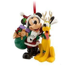 mickey mouse christmas decorations
