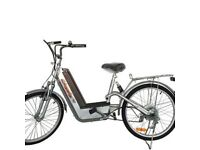 Brand new electric bike never been used
