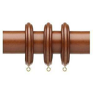 per rings poles wooden curtain for mahogany pack cameron fuller natural