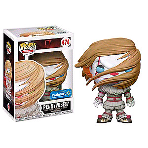 Funko Pop - Pennywise  (Walmart Exclusive)