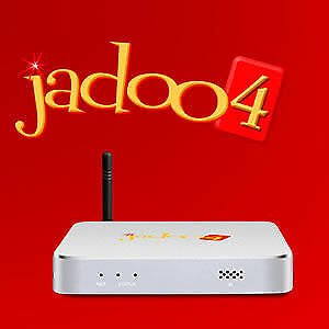 JADOO TV 4, Quad Core $185.00  CASH PRICE THIS WEEK