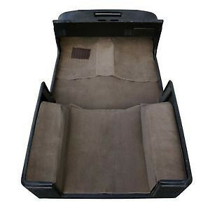 Jeep Wrangler TJ 1997-2006 SPICE Color New Replacement Carpet Kit 6 piece Deluxe