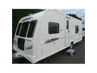 Bailey Pegasus 534 Caravan (2010)