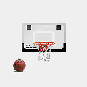 Brand New SKLZ Pro Mini Hoop  Mini Basketball Net with Ball