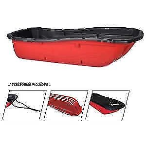 Pelican Sport Trek 82 Sled with Runners, Hitch and Cover Instock