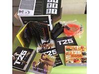 Focus T25 Workout DVD Set: Alpha, Beta and Gamma