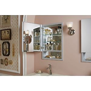 Kohler Medicine Cabinet with Magnifying Mirror ***NEW***