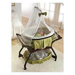 Fisher Price Zen Collection Bassinet