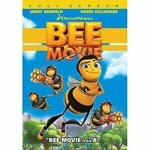 THE BEE MOVIE ON DVD - BRAND NEW - FOR SALE!