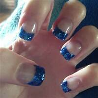 Acrylic & Gel Nails $25