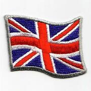 Union Jack Aufnäher