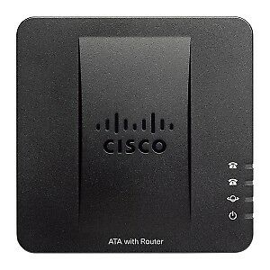 CISCO SPA 122 ATA with ROUTER
