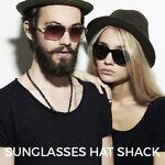 Sunglasses hat shack
