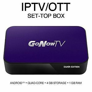 ANDROID TV AVOV SILVER EDITION IPTV BOX