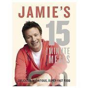 Jamie Oliver 30 Minute Meals
