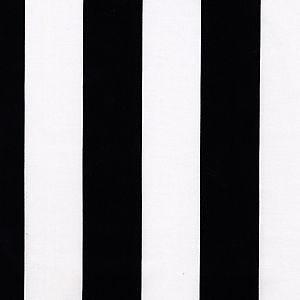 Black And White Stripe Fabric Ebay