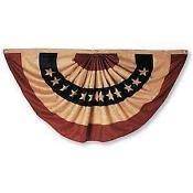 Antique Flag Bunting