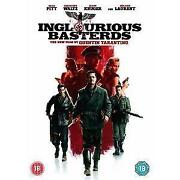 Inglorious Basterds DVD