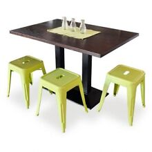 Double Cafe Table Base - indoor & outdoor use Nerang Gold Coast West Preview