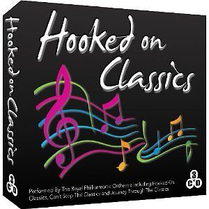 ROYAL PHILHARMONIC ORCHESTRA**HOOKED ON CLASSICS**3 CD