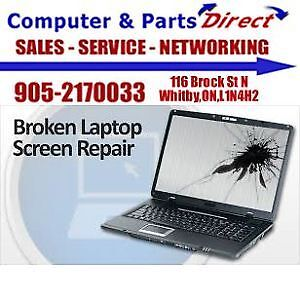 LAPTOP LED SCREEN REPLACEMENT $129.95
