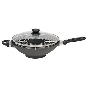 SKK Diamant 32cm Wok with Lid - Brand New & Still In The Box Canning Vale Canning Area Preview