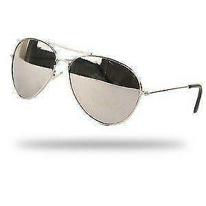 polarized mirrored aviator sunglasses 28wk  Full Mirror Aviator Sunglasses