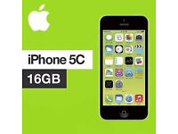 APPLE iPhone 5C 16GB GREEN FACTORY UNLOCKED 60 DAYS WARRANTY VERY GOOD CONDITION LAPTOP/PC USB LEAD