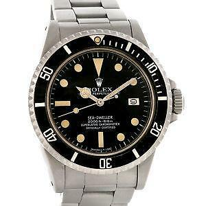 fde11b37fbf Rolex Sea Dweller  Wristwatches