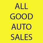 All Good Auto Sales