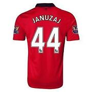 Man UTD Home Shirt